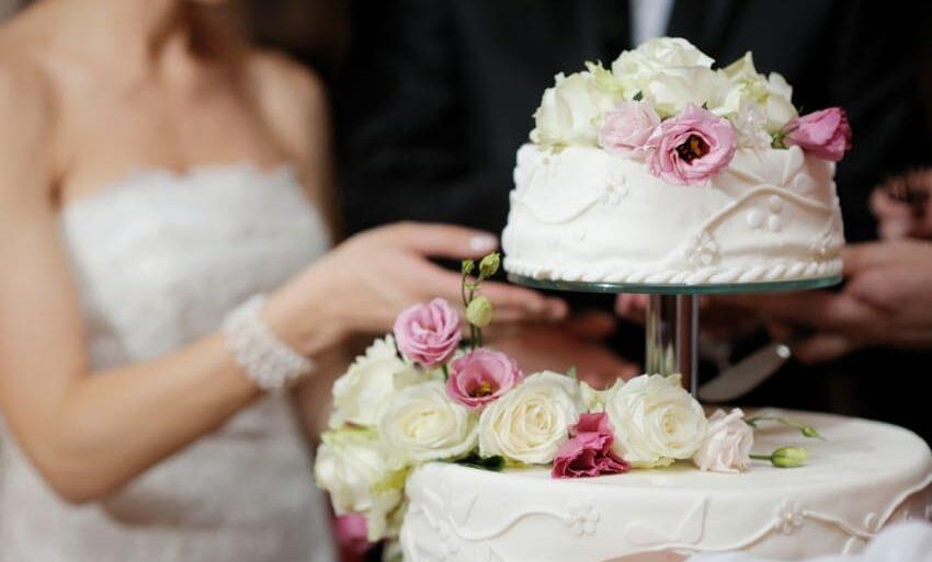 Свадебные торты на заказ из натуральных ингредиентов