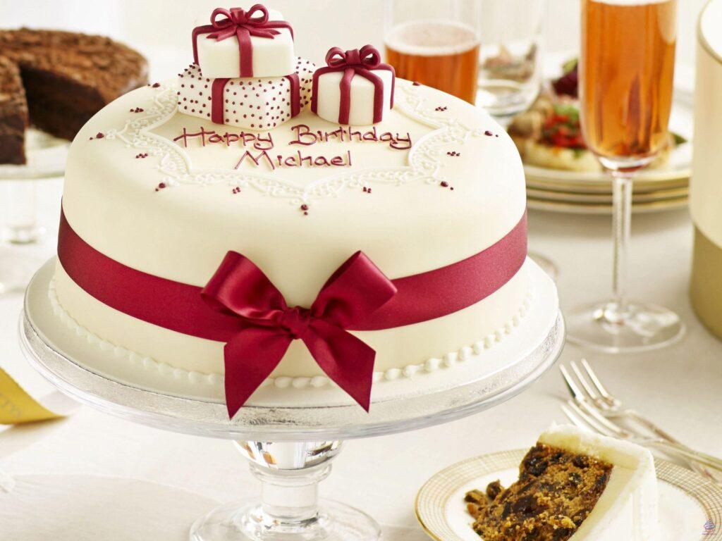 Недорогие торты на день рождения из натуральных ингредиентов
