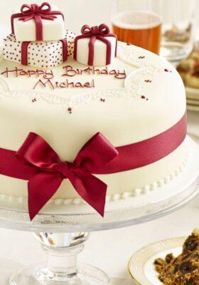 Недорогие торты на день рождения