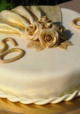 Торт на юбилей, годовщину свадьбы