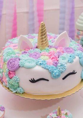 Торт для девочки на день рождения