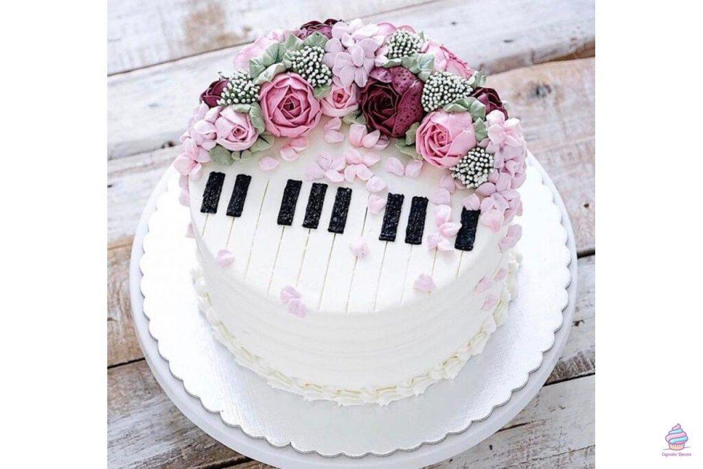 Торт для девушки, женщины из натуральных ингредиентов