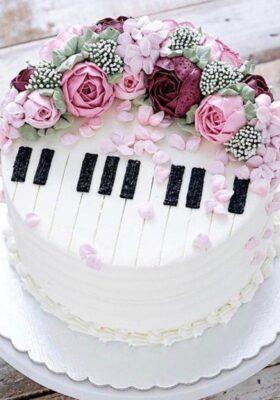 Торт для девушки, женщины