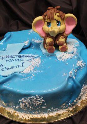 Торт для мамы или папы