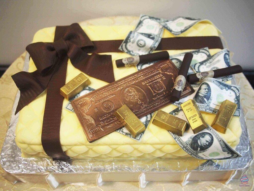 Торт парню на день рождения из натуральных ингредиентов