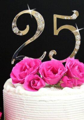 На 25 лет мужчине или девушке на день рождения