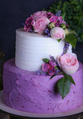 Двухъярусные торты