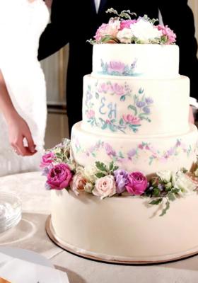 Свадебные торты на заказ купить