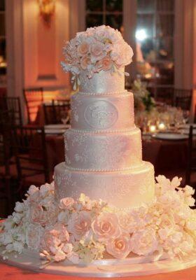 Большие свадебные торты