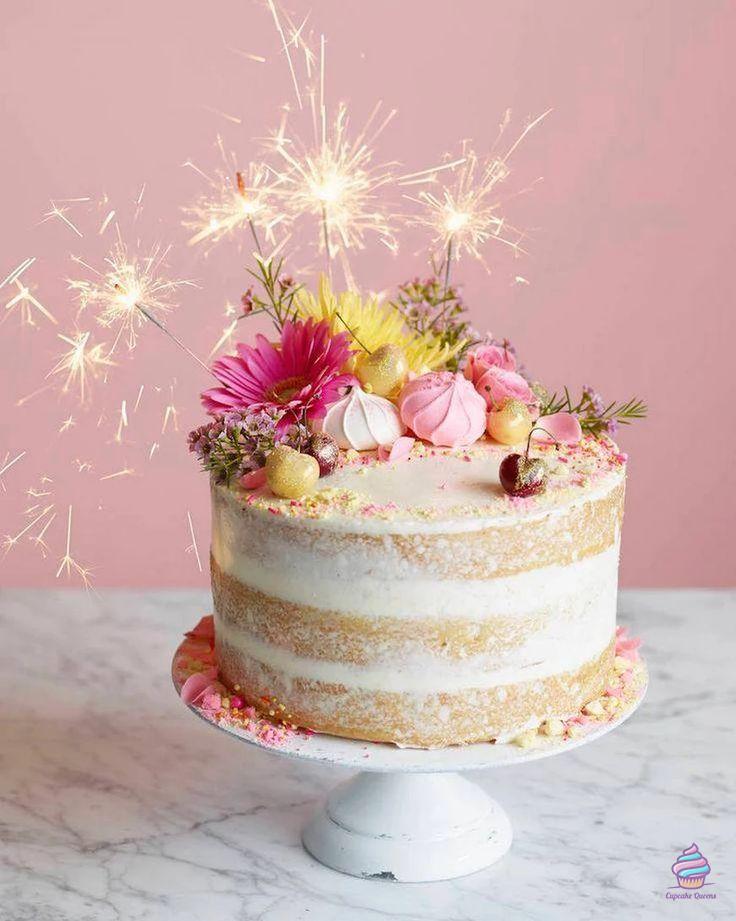Заказать красивый торт на день рождения из натуральных ингредиентов