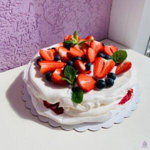 Торт павлоа на заказ