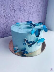 Торт Молочная девочка на заказ