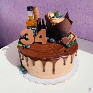 Торт Шоколадный на заказ