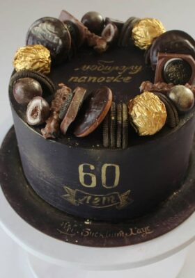 Заказать торт на юбилей мужчине 60