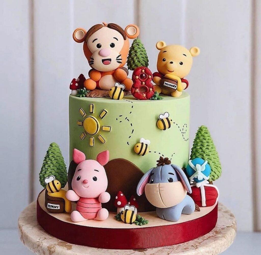 Заказать торт на день детей на заказ купить из натуральных ингредиентов