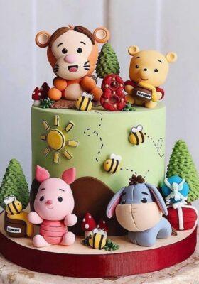 Заказать торт на день детей