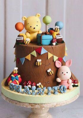 Заказать детский торт на день рождения
