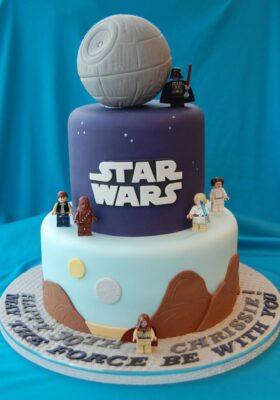 Торт звездные войны на заказ