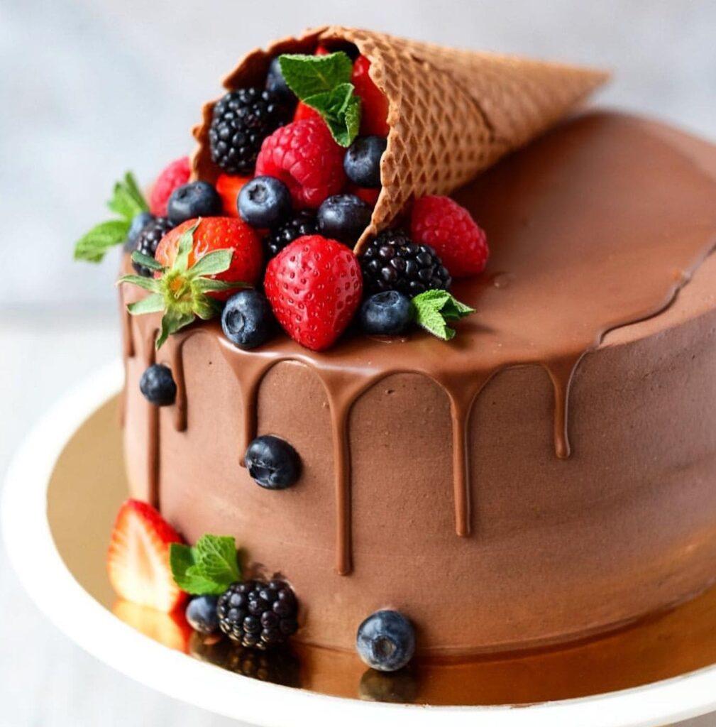 Шоколадные торты заказать купить из натуральных ингредиентов