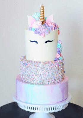 Торт единорожка на заказ