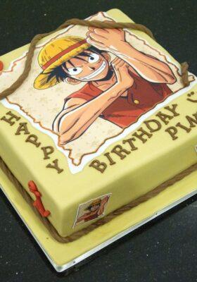 Заказать аниме торт