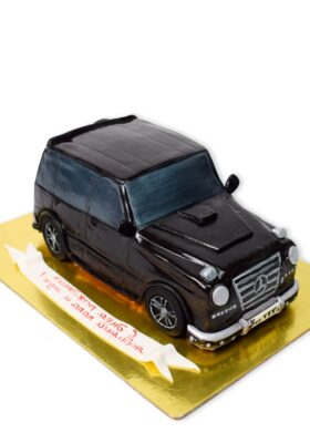 Торт на заказ гелендваген
