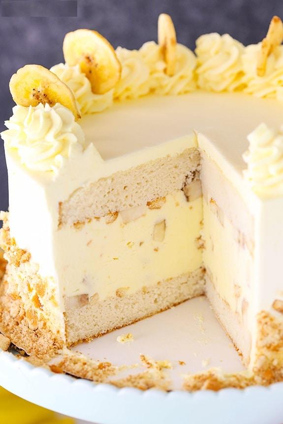 Купить Банановый торт на заказ купить из натуральных ингредиентов