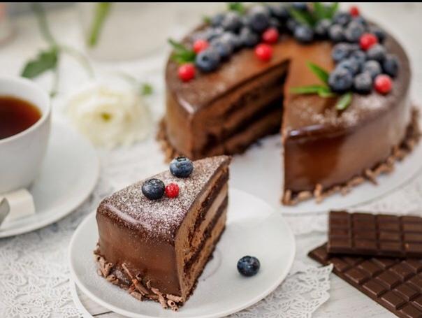 Торт прага заказать купить из натуральных ингредиентов