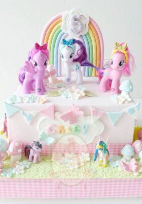 Торты на заказ пони