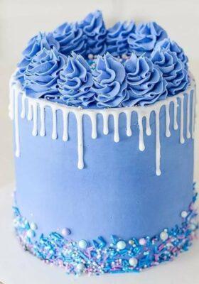 Кремовый торт на заказ