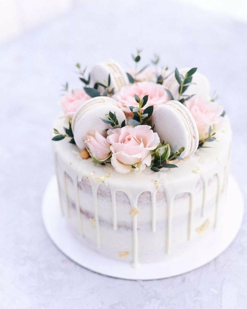 Торт на заказ для девочек на 9 лет заказать из натуральных ингредиентов