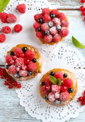 Заказать вкусные Пироженые, купить по лучшей цене с доставкой в Калининграде, Зеленоградск, Светлогорск, Балтийск
