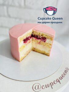 Вишневый торт на заказ